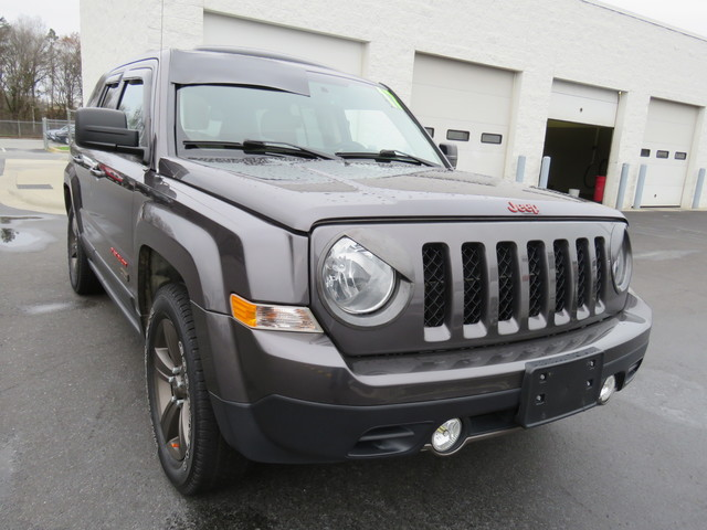 Pre-Owned 2017 Jeep Patriot 75th Anniversary Edition FWD *Ltd Avail*