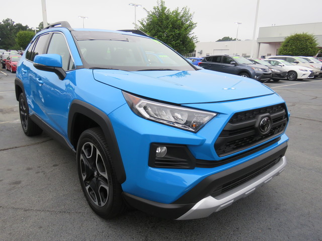 Certified Pre-Owned 2019 Toyota RAV4 Adventure AWD (Natl)