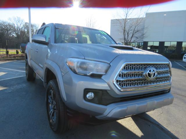 Certified Pre-Owned 2016 Toyota Tacoma 2WD Double Cab V6 AT TRD Sport