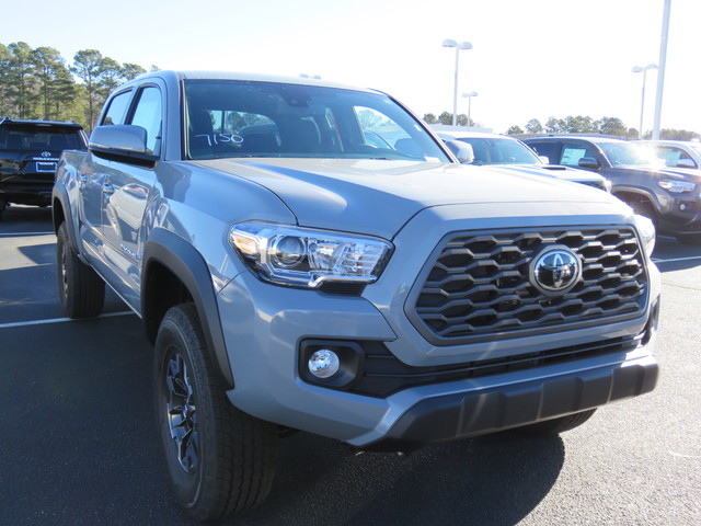 New 2020 Toyota Tacoma 2WD TRD Off Road Double Cab 5' Bed V6 AT