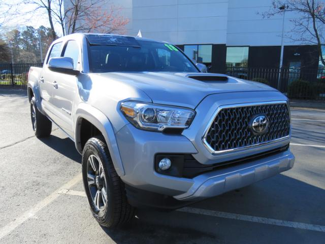 Certified Pre-Owned 2018 Toyota Tacoma TRD Sport Double Cab 5' Bed V6 4x4 AT