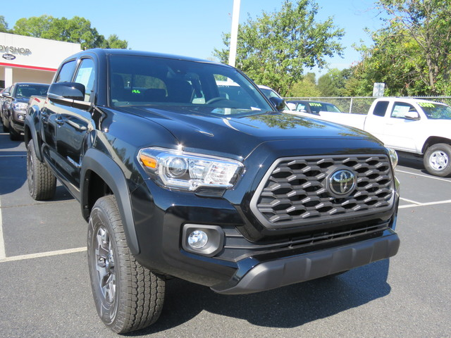 New 2020 Toyota Tacoma 4wd Trd Off Road Double Cab 5 Bed V6 At Natl