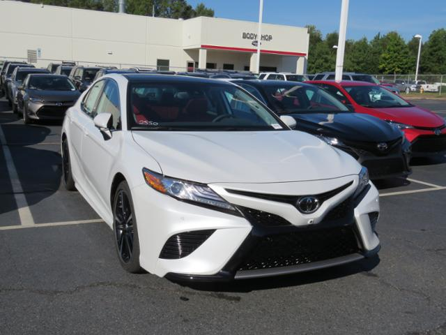 New 2019 Toyota Camry Xse V6 Sedan In Huntersville 9250018 Toyota