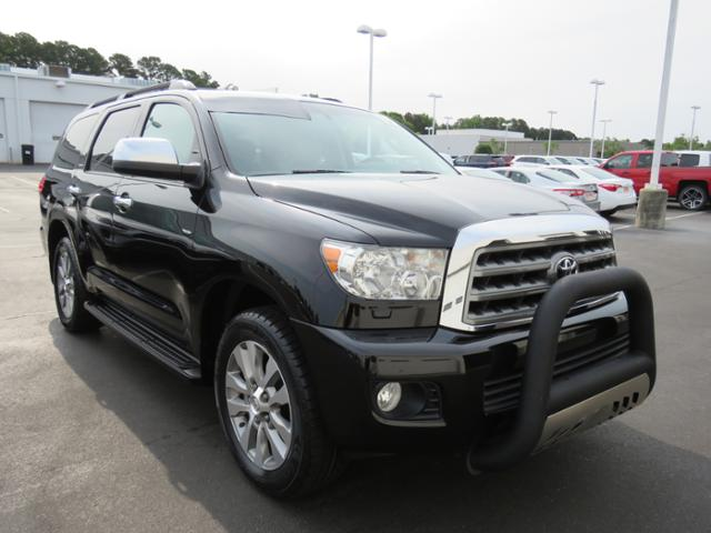 Pre-Owned 2015 Toyota Sequoia RWD 5.7L Limited