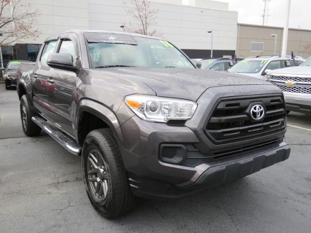 Certified Pre-Owned 2016 Toyota Tacoma 2WD Double Cab I4 AT SR