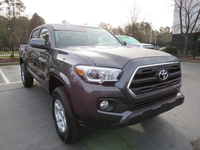 Certified Pre-Owned 2016 Toyota Tacoma 2WD Double Cab V6 AT SR5