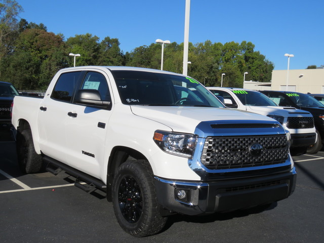 New 2020 Toyota Tundra 2WD CrewMax 5.5' Bed 5.7L