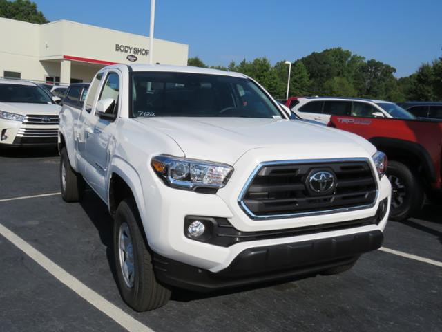 New 2018 Toyota Tacoma SR5 Access Cab 6' Bed I4 4x2 AT