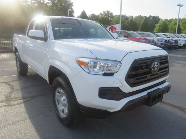 Certified Pre-Owned 2019 Toyota Tacoma 2WD SR Access Cab 6' Bed I4 AT (Natl)