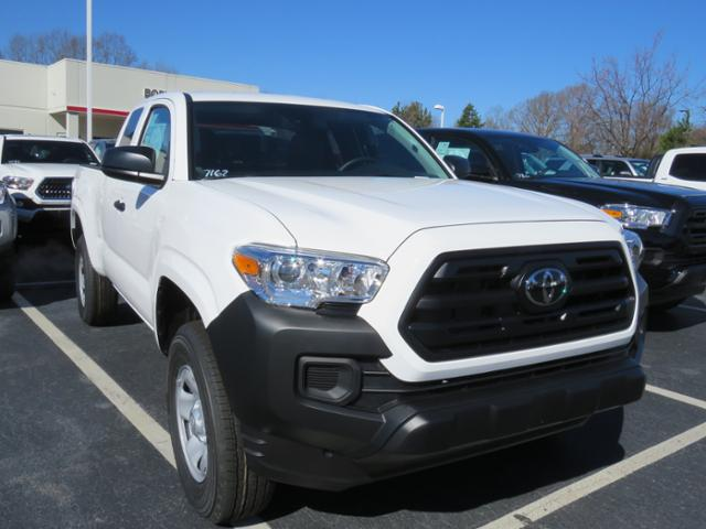 New 2019 Toyota Tacoma 2wd Sr Access Cab 6 Bed I4 At Extended Cab