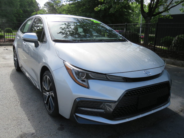 Certified Pre-Owned 2020 Toyota Corolla SE CVT (Natl)