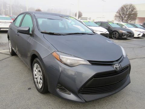 Pre-Owned 2019 Toyota Corolla LE CVT (Natl)