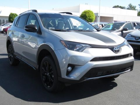 New 2018 Toyota RAV4 Adventure FWD