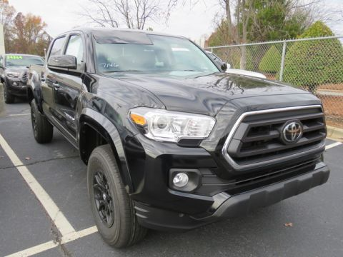 New 2020 Toyota Tacoma 2WD SR5 Double Cab 5' Bed V6 AT
