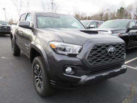 New 2020 Toyota Tacoma 2WD TRD Sport Double Cab 5' Bed V6 AT