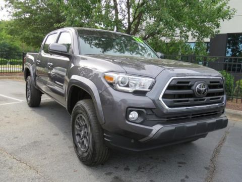 Certified Pre-Owned 2018 Toyota Tacoma TRD Sport Double Cab 5' Bed