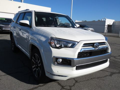 New 2020 Toyota 4runner Limited 2WD