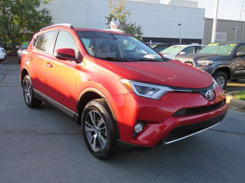 Certified Pre-Owned 2016 Toyota RAV4 FWD 4dr XLE (Natl)